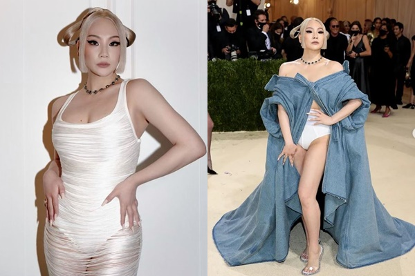씨엘(CL)이 독보적 존재감을 뽐냈다. /사진=씨엘 인스타그램