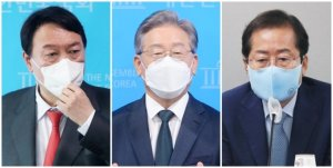 홍준표 상승세 '무섭네'… 보수 적합도 1위에 이재명과 양자 대결도 접전