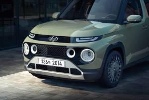 공간 활용도 높은 작고 귀여운 SUV '캐스퍼'… '내 첫 차'로 어때?