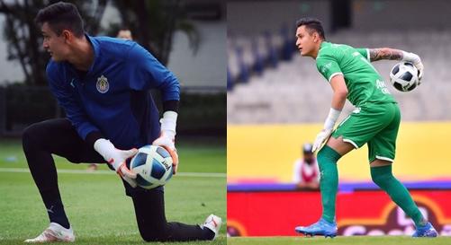 페루 매체 엘 코메르시오는 라울 구디뇨 멕시코 프로축구리그 골키퍼의 선행을 전했다. 사진은 라울 구디뇨(과달라하라). /사진=라울 구디뇨 인스타그램 캡처