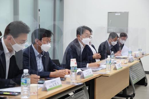 """김현준 LH 사장 """"국민 체감할 수 있는 주택공급에 모든 역량 쏟겠다"""""""
