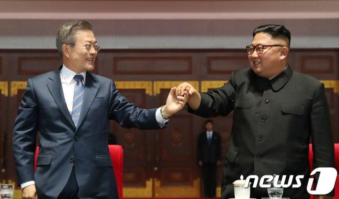 9·19 평양공동선언 3주년…멈춰선 한반도 '평화'
