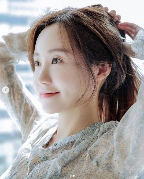 방송인 이경규의 딸이자 배우 이예림이 결혼을 앞두고 더욱 물 오른 미모를 자랑했다. /사진=이예림 인스타그램