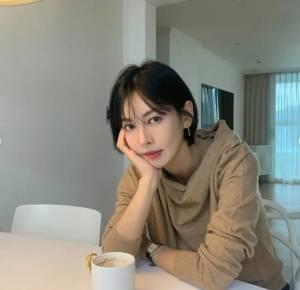 김소연, 물오른 미모 무슨일… 단발도 '찰떡'