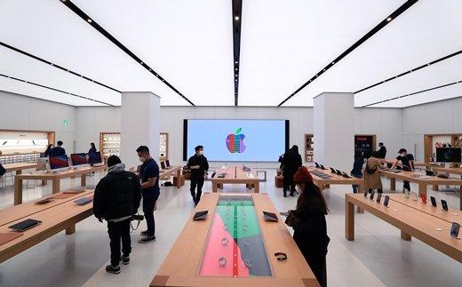 """궈밍치 """"애플 첫 폴더블폰, 2024년 출시 예상"""""""