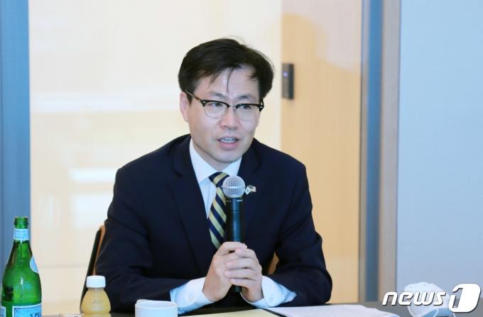 여한구 산업통상자원부 통상교섭본부장 (산업통상자원부 제공) 2021.9.16/뉴스1