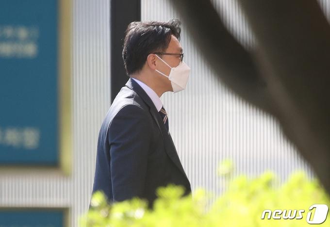 김진욱 고위공직자범죄수사처(공수처) 처장. /뉴스1 © News1 임세영 기자