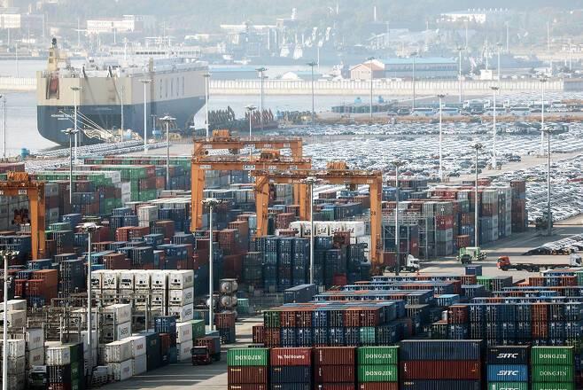 9월1~20일 수출 22.9%↑… 11개월 연속 성장 확실시