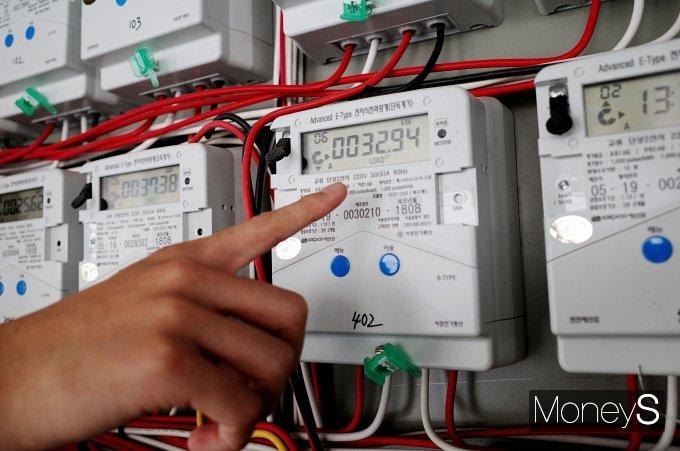 [머니S포토] 한전, 4분기 전기요금 kWh당 3원 인상