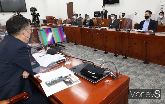 [머니S포토] 활동 종료 D-3 앞둔 '언론중재법 여야 협의체'