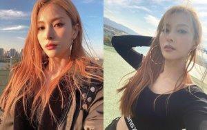 '결별' 박규리 근황, 스우파 댄서로 변신?