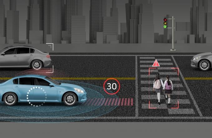 자동차안전연구원을 찾은 노형욱 국토부 장관이 전기차·자율차에 대한 안전기준 마련의 중요성을 강조했다. /사진=이미지투데이