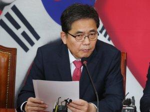 """조국 """"곽상도 아들 6년 근무하고 퇴직금 50억 실화냐"""""""