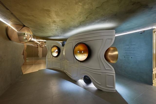 까르띠에(Cartier)가 '클래쉬 드 까르띠에 팝업' 전시를 오는 30일부터 10월 24일까지 진행한다./사진제공=까르띠에