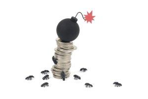 '개미 빚투'에 반대매매 연중 최고… 소비자 경보 '주의' 발동