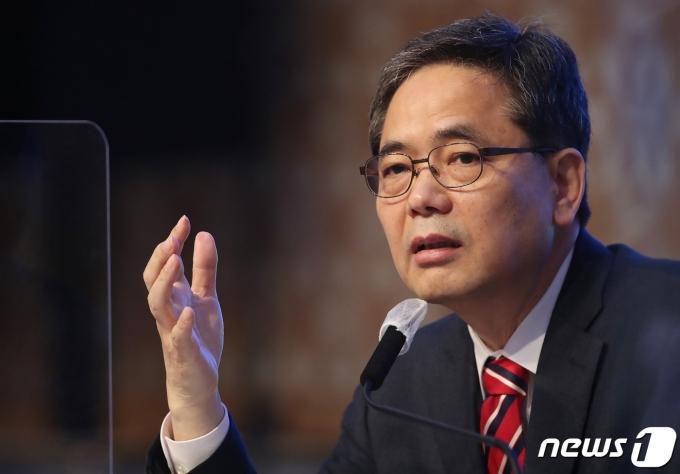 곽상도 무소속 의원/뉴스1 © News1 공정식 기자