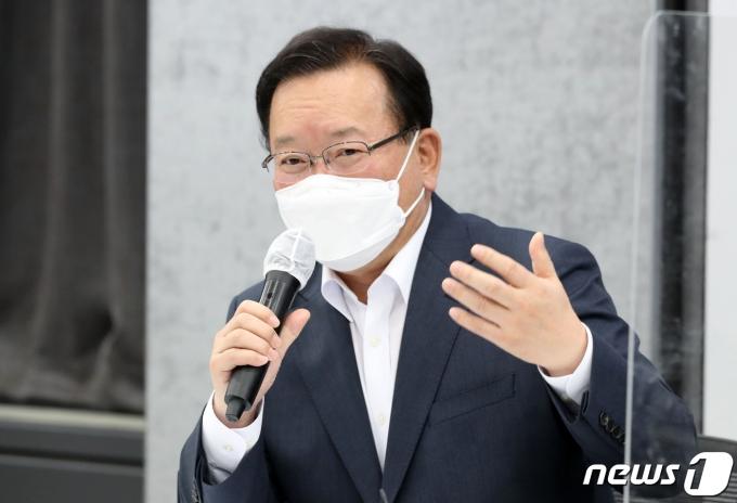 김부겸 국무총리. 2021.9.27/뉴스1 © News1 송원영 기자