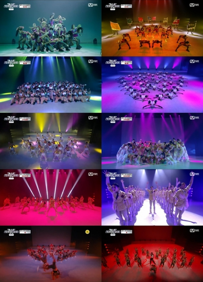 Mnet '스트릿 우먼 파이터' © 뉴스1