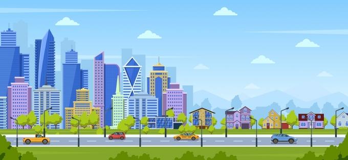 국토교통부는 건축법 시행령을 개정해 2023년 10월 14일까지 생활숙박시설 건축물 용도를 오피스텔로 변경하는 경우 오피스텔 건축기준 일부를 완화하기로 했다. /사진=이미지투데이