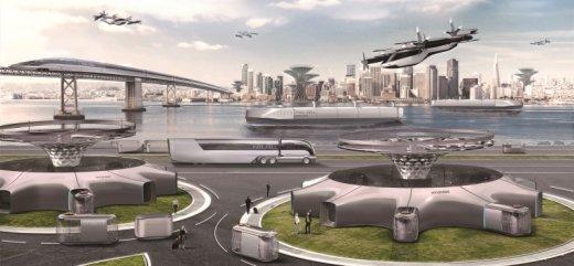 """'UAM' 도시계획에 반영한 지자체 0개… """"수상택시처럼"""""""