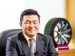 """[CEO포커스] """"가성비 대신 미래 타이어에 집중"""" 강호찬 넥센타이어 부회장"""