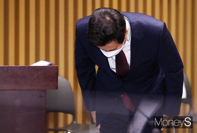 """[머니S포토] 서울시 오세훈 """"강남·북 격차 해소…균형발전 추구 의지"""""""