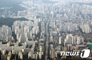 서울 아파트 매수 심리, 하락세 '6주째' 지속