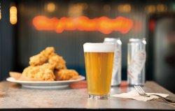 치킨열차에 올라탄 '맥주'… 뜨겁고 치열한 전쟁