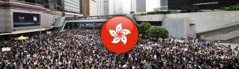 세계를 흔드는 홍콩 시위