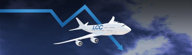 """""""승객이 안탄다"""" 적자비행 LCC의 위기"""