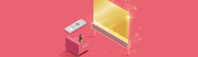 벤츠보다 비싼 초고가 TV 경제학