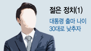30대는 대통령이 될 수 없는 대한민국