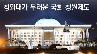 '민의의 전당'은 청와대? 국회청원, 靑의 0.03%