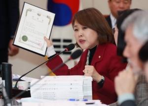 송희경 의원, '가정폭력 OUT 3법' 발의…