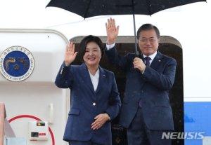 文, 뉴욕 도착..북미협상 재가동-유엔외교 시동(종합)