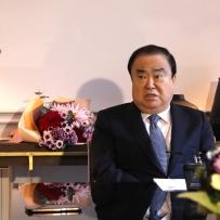 """文의장 """"검찰개혁법안, 선거법·예산안과 일괄타결이 답"""""""