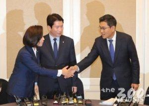 한국·바른미래, '조국동맹'서 '反공수처동맹'이어가나