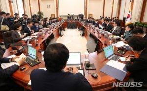 """文 """"수출지원·건설투자 늘릴것…'확장예산' 국회 협조 구한다"""""""