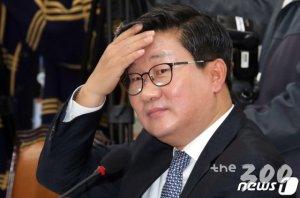 """전해철 """"문재인정부 성공 중요, 고심중""""-법무장관 하마평"""