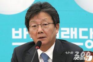 """유승민 """"12월 정기국회 종료 후 신당 창당"""""""