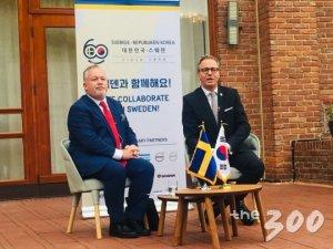 """스웨덴 한반도 특사 """"북미협상 결렬 아냐…조심스럽게 낙관"""""""