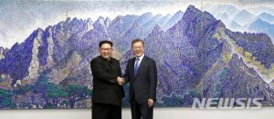 文대통령-김정은 손잡았던 '금강산', 흔들리는 협력의 상징