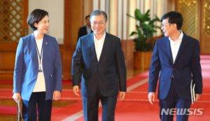 文 25일 교육관계장관회의 주재, 정시확대 등 '대입' 논의