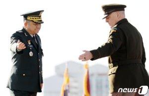 한미 합참의장, 한미 군사위원회 회의 시작