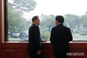 """한국당 """"靑이 영수회담 제안 거부…시간 없다고"""""""