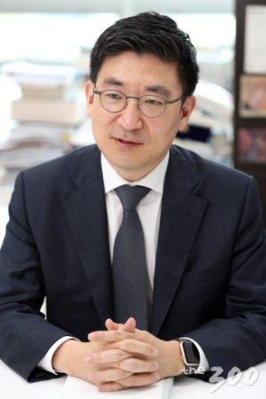 """[인터뷰]'불출마' 선언한 김세연 """"단식하는 황교안, 안타깝다"""""""