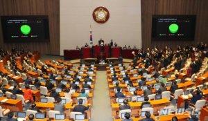'512.3조' 예산안 국회 통과…'보육·안전·노인' 챙겼다