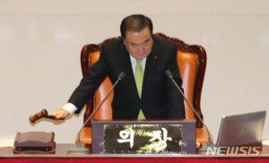 예산안 '부대의견'…사회적경제법·부산2신항 '급물살'?