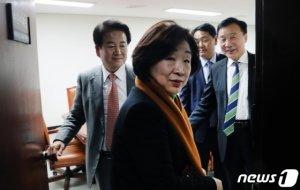 """흔들리는 '4+1', 손학규·심상정·정동영 """"與, 선거제 '후려치기'…문제 있다"""""""
