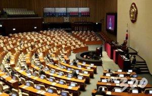 [의감록]선거법 개정안 통과과정과 위성정당 논의